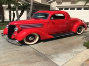 Ford Only 2056 miles Ford Other 1936 FORD 3 WINDOW COUPE